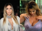Kim Kardashian Boobs Laser Remove Stretch Marks