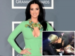 Katy Perry Disses Miley Cyrus Over Kiss