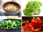 Twenty Healthy Foods For Dinner