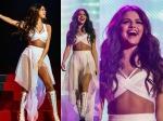 Selena Gomez Bryan Hearns Borderfest Concert