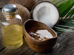 Spring Body Care With Coconut Oil