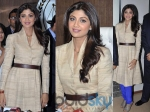 Shilpa Shetty Dress Makeup Spoils Look