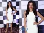 Deepika Padukone Stuns In White Dress