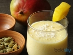 Dry Fruit Mango Lassi Baisakhi Recipe