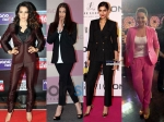 Celebrities In Smart Pant Suits