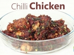 Indian Style Chilli Chicken Video