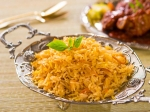 Mashkoul Rice With Onions Recipe For Ramzan