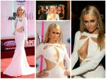 Paris Hilton Faces A Nip Slip At 2014 Bet Awards