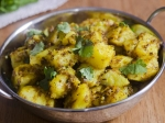 Aloo Kali Mirch Chokha Moms Special Recipe