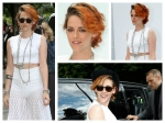 Kristen Stewart Haircut Hair Paris Fashion Week