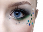 Ten Dramatic Eye Makeup Ideas