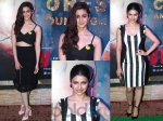 Alia And Prachi At Ek Villain Success Bash