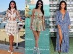 Selena Gomez Best Looks In Italy