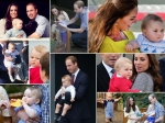 Seventeen Photos Of Prince George Birthday Special