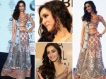 Shraddha Kapoor Bridal Look In Jj Valaya