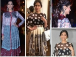 Sonam Kapoor In Two Dresses
