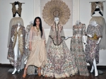 Anamika Khanna Presents 'Luxury 2014' For ICW