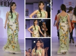 Yami Gautam Stuns In White Maxi Dress