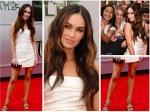 Megan Fox Little White Dress Faces Threat