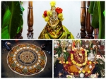 Rituals Of Varalakshmi Puja