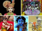 Decoration Ideas For Baby Krishna Janmashtami Special