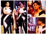 Kajol Elegant In Satya Paul Saree