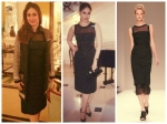Kareena Kapoor Wears Black In London