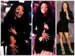 Nicki Minaj Faces A Lbd Wardrobe Malfunction At 2014 Vma Awards
