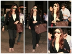 Kareena Kapoor Sports Hermes Tote