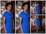 Priyanka Chopra In Sizzling Blue Dress