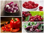 Thirteen Red Foods For Good Health