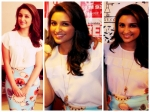 Parineeti Chopra Goes Floral In Masaba Skirt