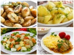 Eleven Healthy Ways To Cook Potatoes