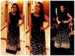 Huma Qureshi Sizzles In Ridhi Mehra At 2014 Siima