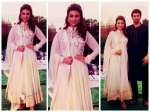 Parineeti Chopra Demure In White Suit