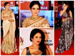 Sridevi In Manish Malhotra Or Sabyasachi Saree