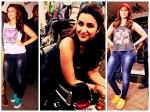 Parineeti Chopra Looks Cool In Forever 21 Tees