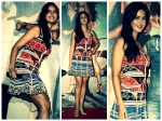 Katrina Kaif Looks Vivid In Dvf Minidress