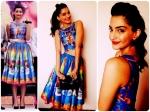 Sonam Kapoor Wears Kristy De Cunha Separates