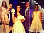 Shraddha Kapoor Rocks In White Varun Bahl Dress
