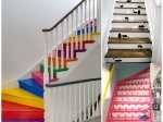 Six Creative Ways To Colour Your Stairs
