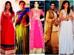 Twelve Lehengas For Dancing Garba On Navratri 048900 Pg1