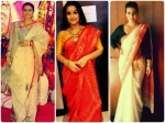 Ten Bengali Sarees To Have For Durga Puja