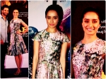 Shraddha Kapoor Keeps It Simple In Ted Baker Dress