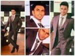 Virile Ranveer Singh In Bold Suit