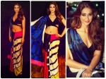 Showstopper Ileana Dcruz In Satya Paul Saree
