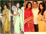Celebrity Style File For Karva Chauth