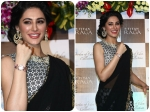 Nargis Fakhri Looks Gorgeous At Titan Launch
