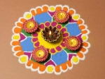 Why Hindus Make Rangoli During Festivals