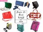 Style It With Bags Hot Trends